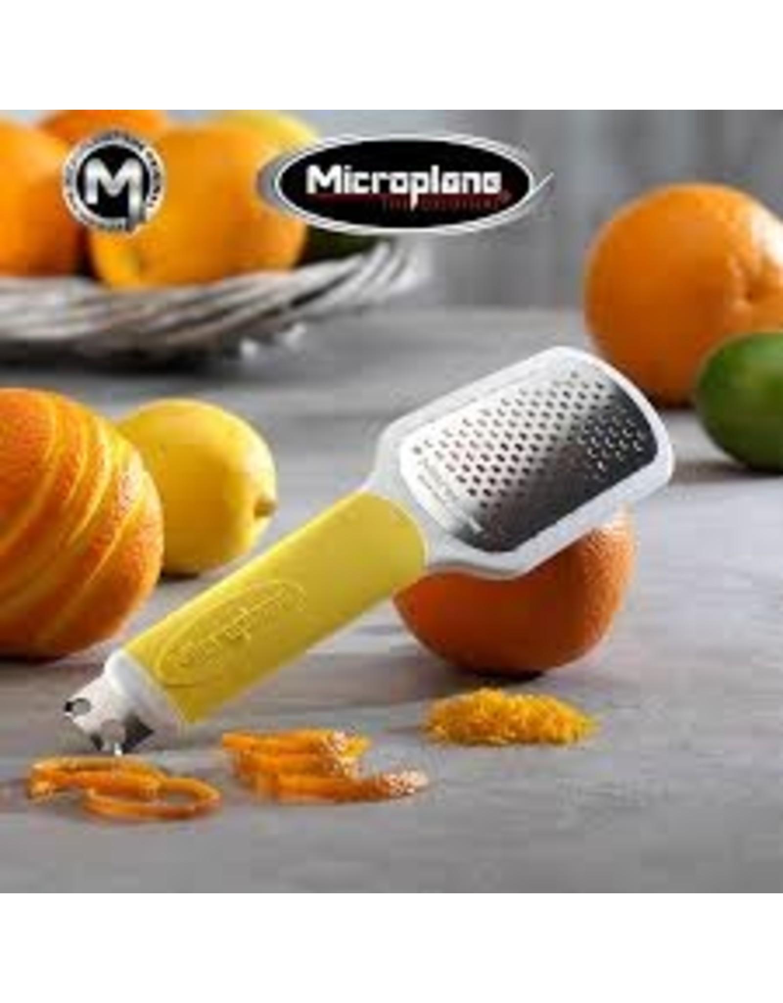 Microplane MICROPLANE Citrus Tool Yellow