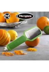 Microplane MICROPLANE Citrus Tool Green