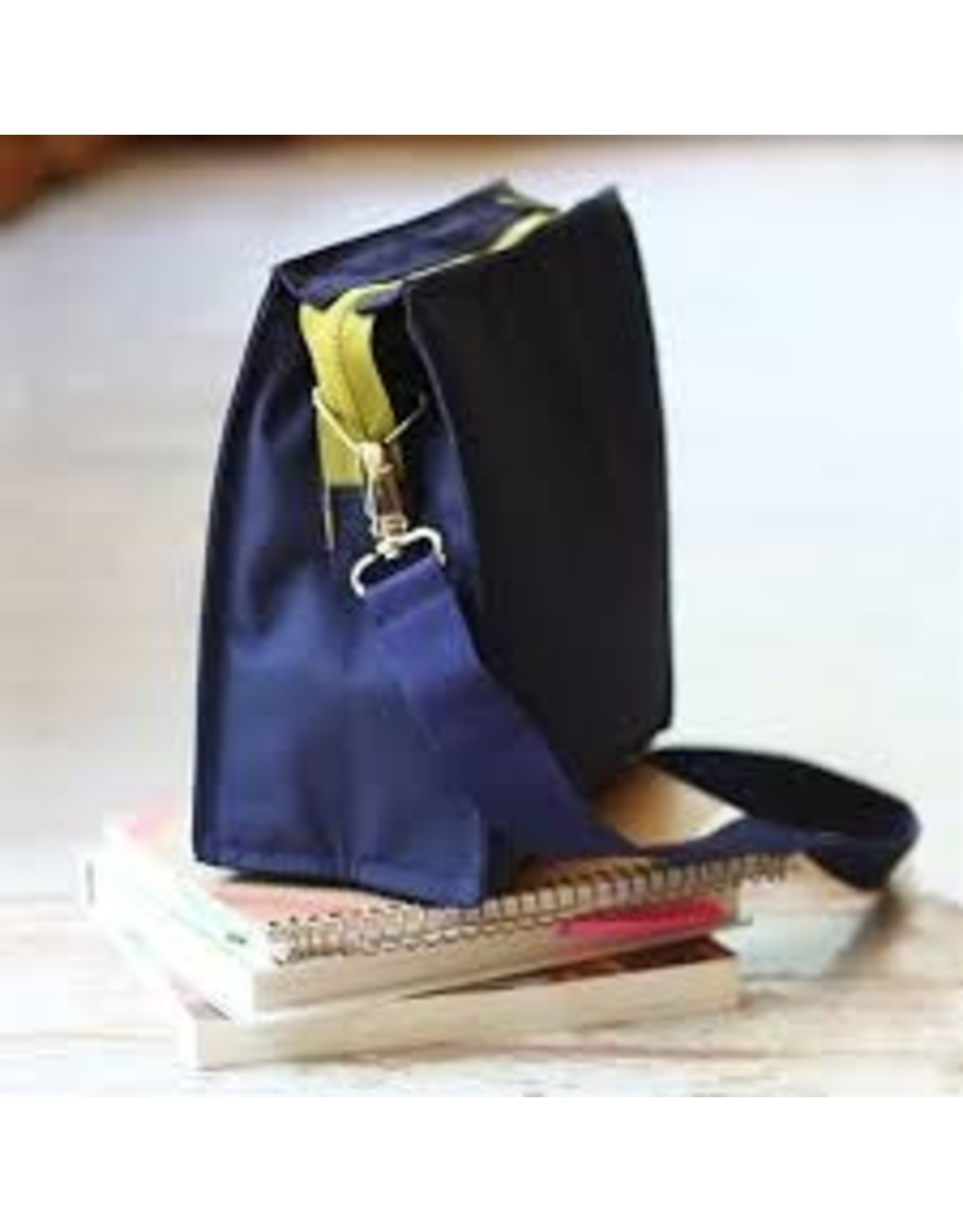 UK Insulated Lunch Tote Navy