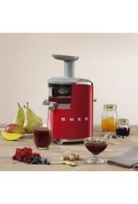 Smeg SMEG - Slow Juicer - Red