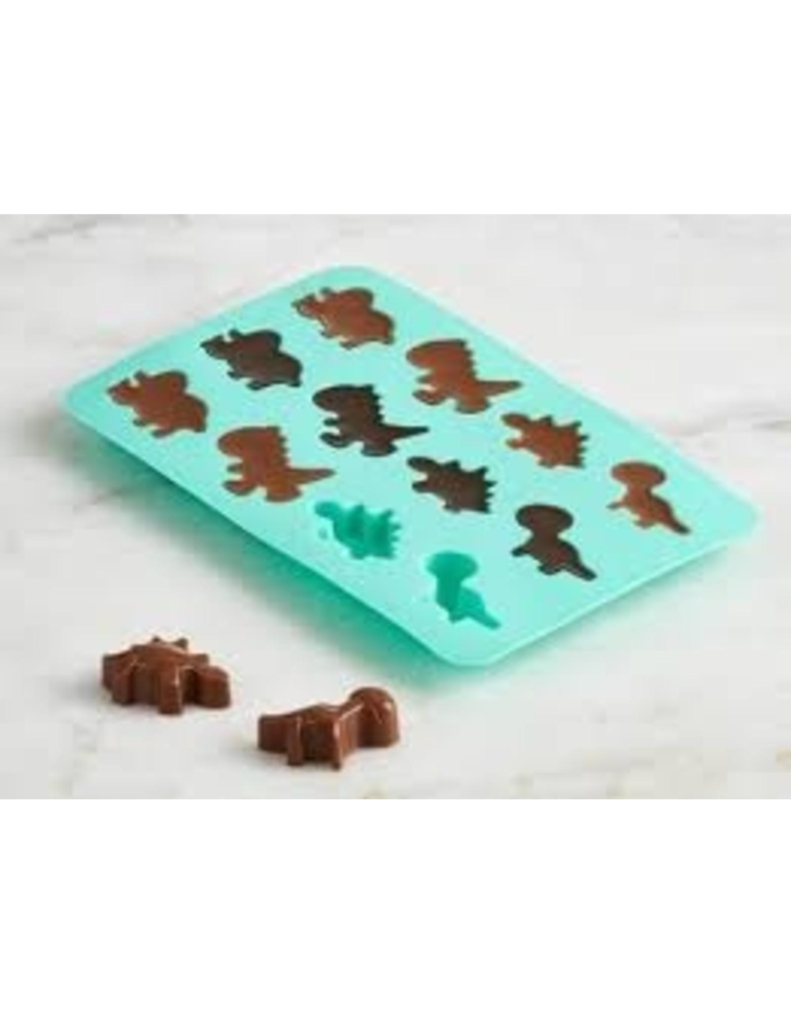 TRUD Dinosaur Choco Molds