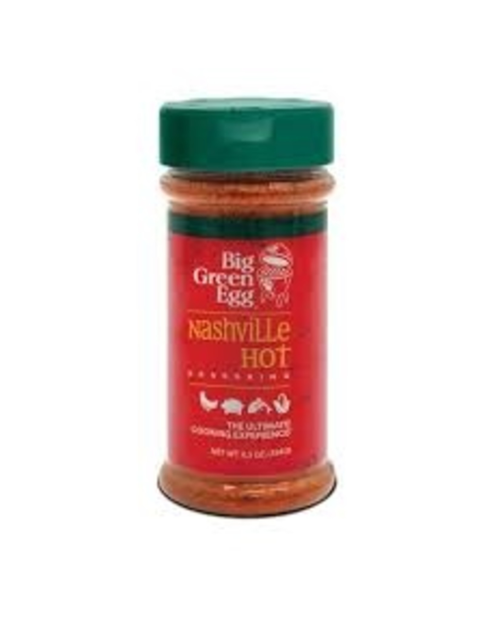 Big Green Egg BGE Nashville Hot Seasoning