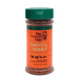 Big Green Egg BGE Sweet & Smoky Seasoning