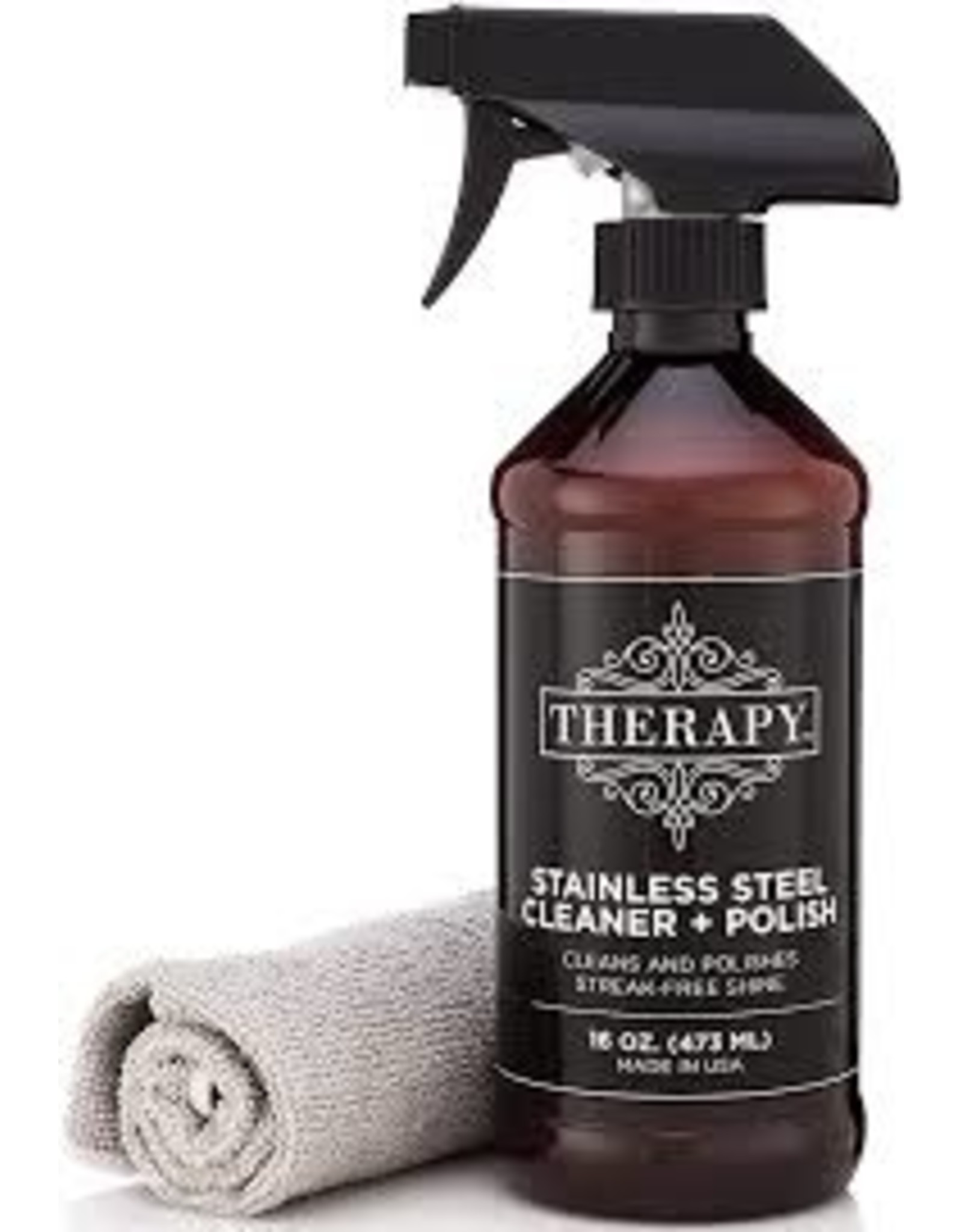 Therapy THER Stainless Steel Polish Kit