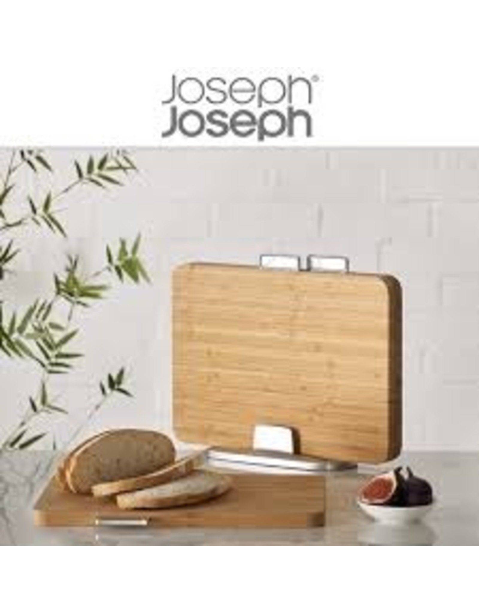 Joseph & Joseph J&J  Index Bamboo Cutting Boards