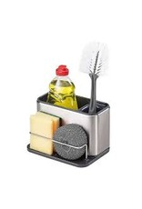 Joseph & Joseph J&J Surface Stainless-Steel Sink Tidy