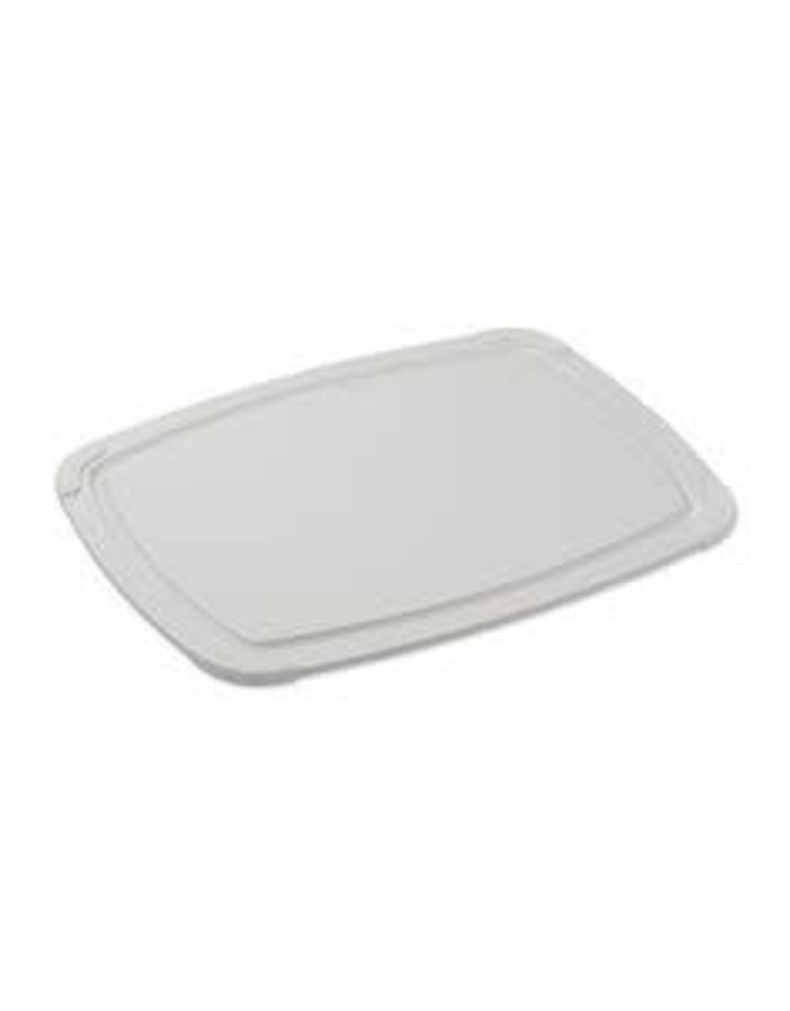 "Epicurean Epicurean Non Stick Poly Cutting Board 14.5""x11.25"" White"