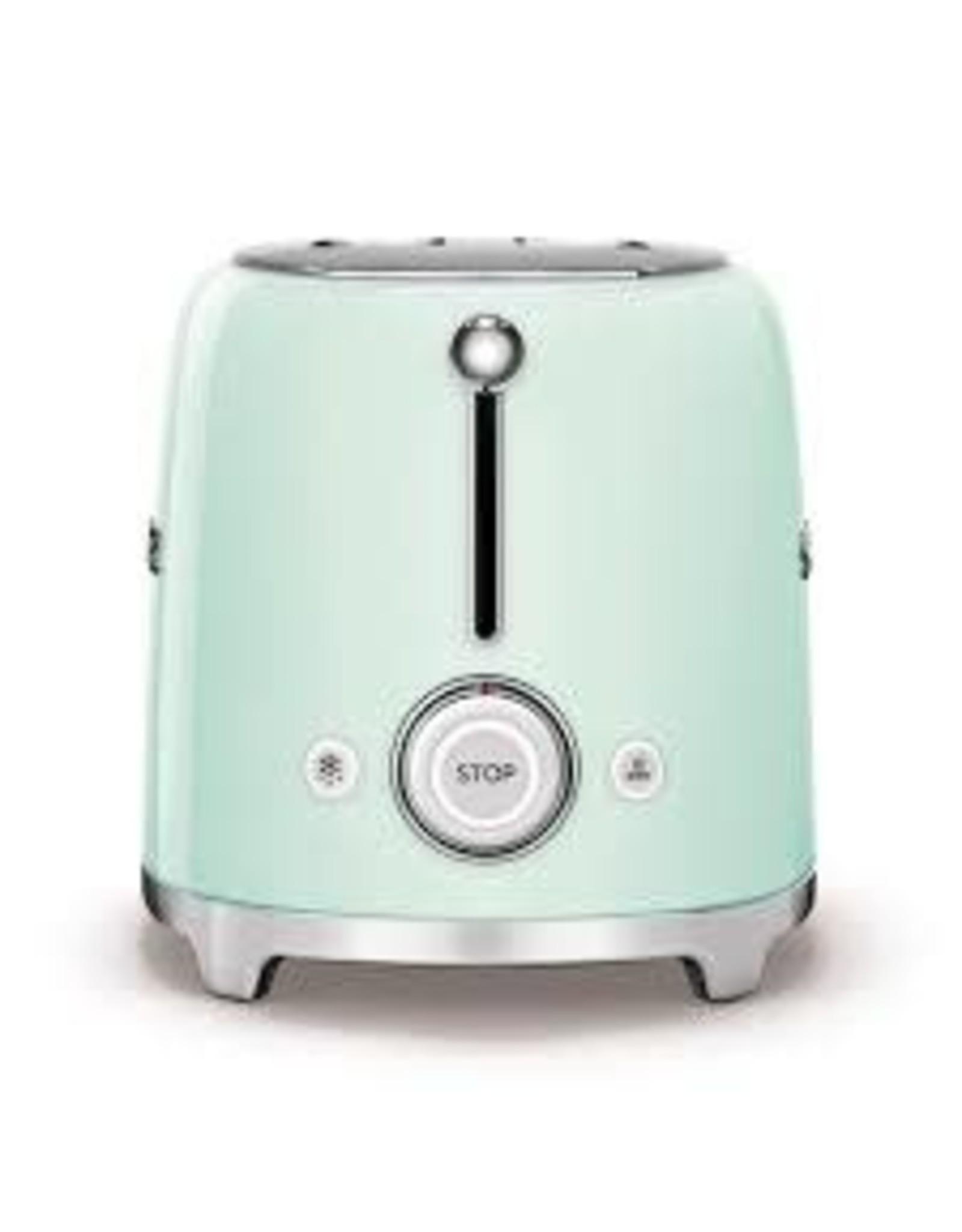 Smeg SMEG - 2 Slot Toaster - Green