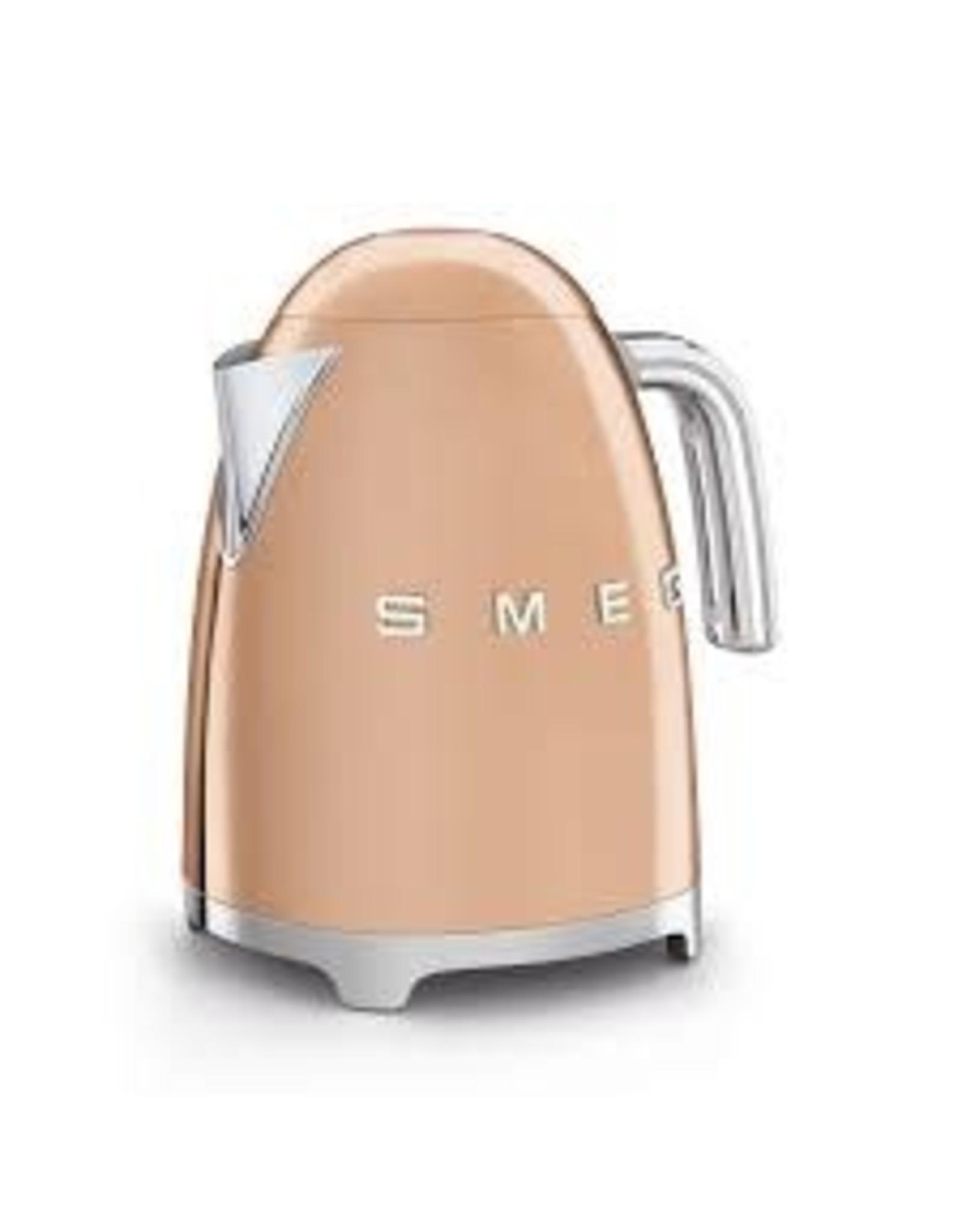Smeg SMEG Electric Kettle - Rose Gold