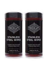 Therapy THERAPY Stainless Steel Wipes