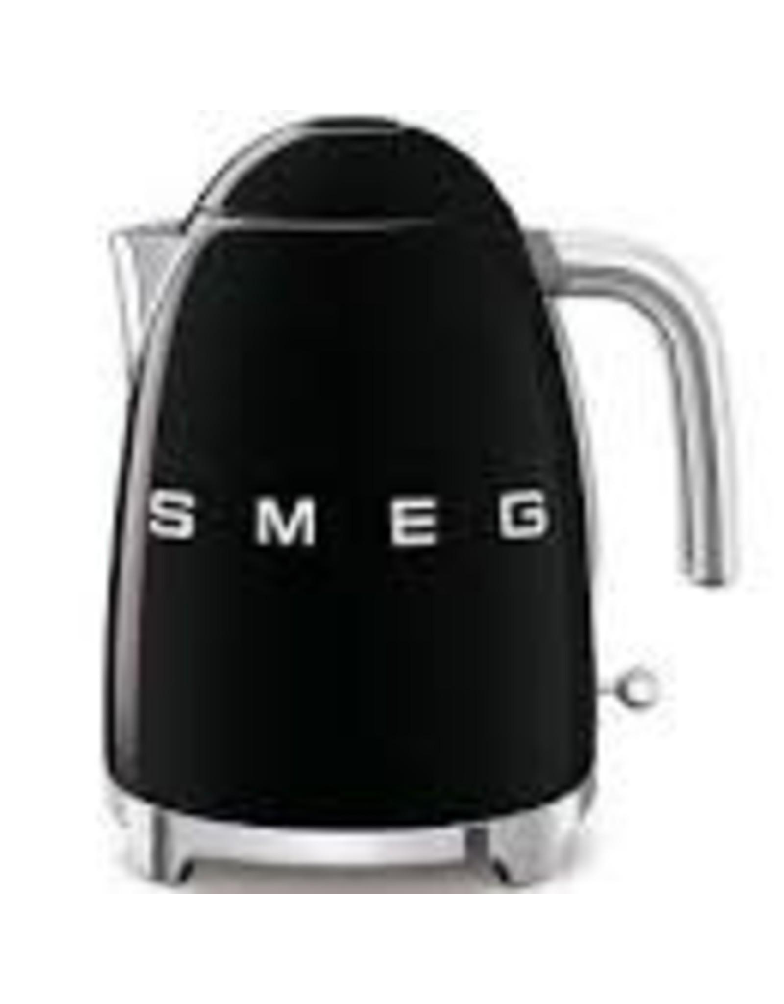 Smeg SMEG Kettle - Black
