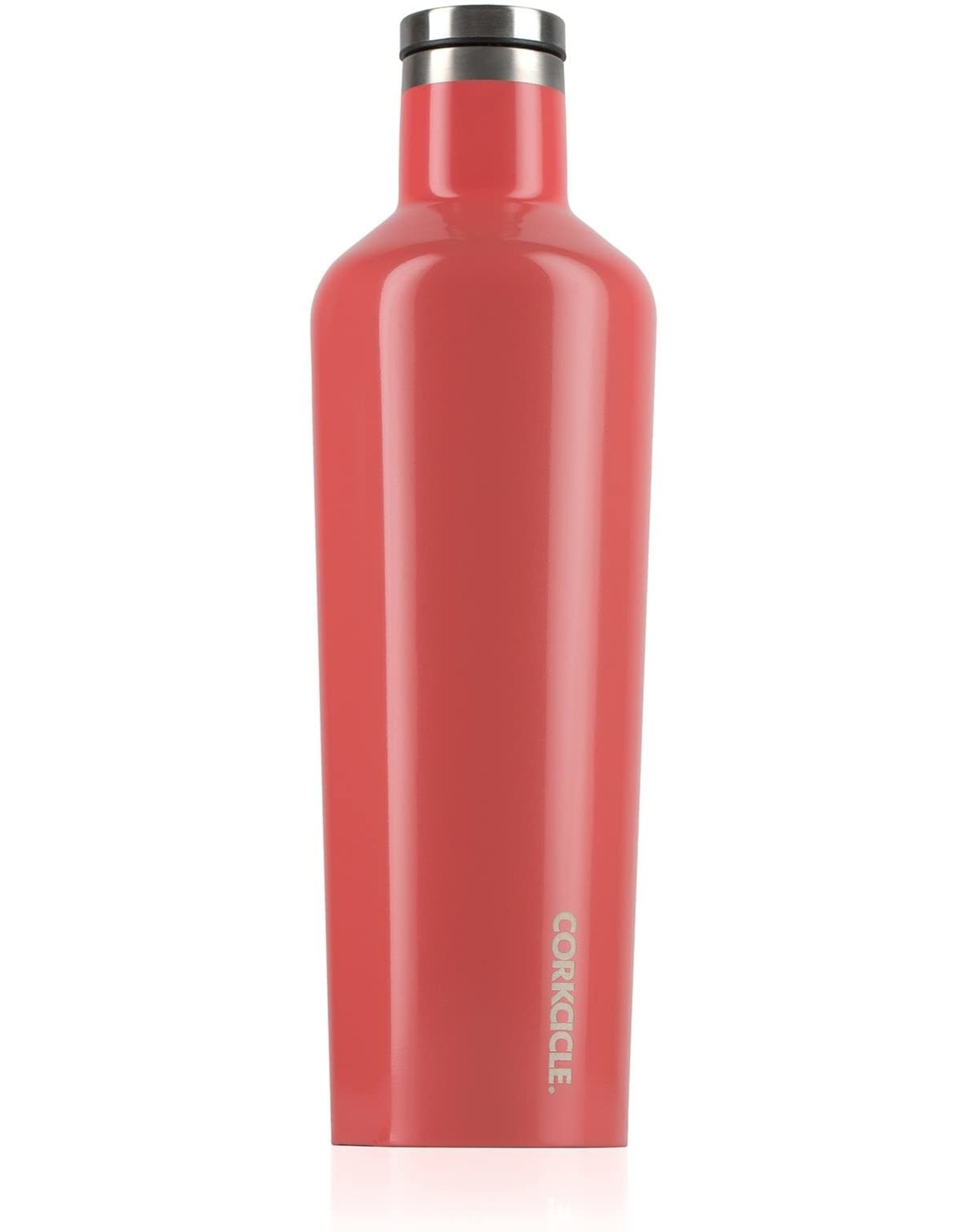 Corkcicle CRC Canteen 25oz Gloss Coral