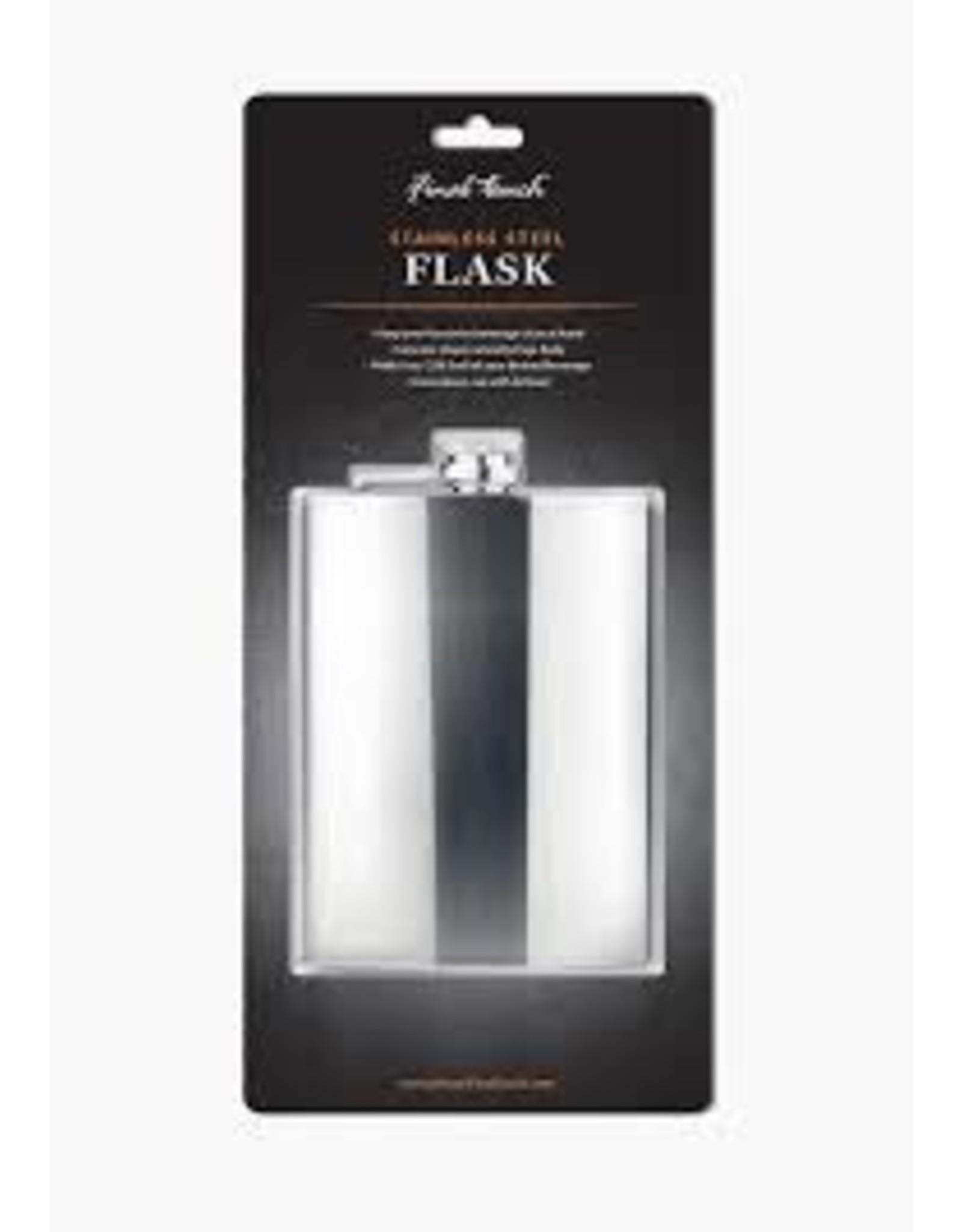 FT S/S 8oz Flask