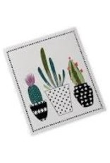 Design Imports DII Urban Cactus Swedish Dishcloth
