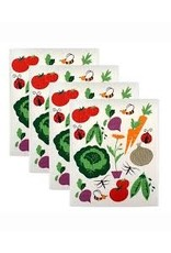 Design Imports DII Veggie Swedish Dishcloth