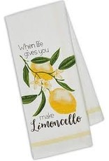 Design Imports DII Make Limoncello Dishtowel