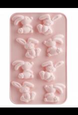 TRUD Easter Choco Molds - Bunnies