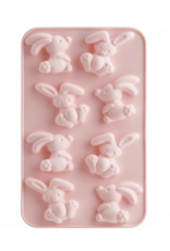 TRUD Easter Bunny Moulds x3