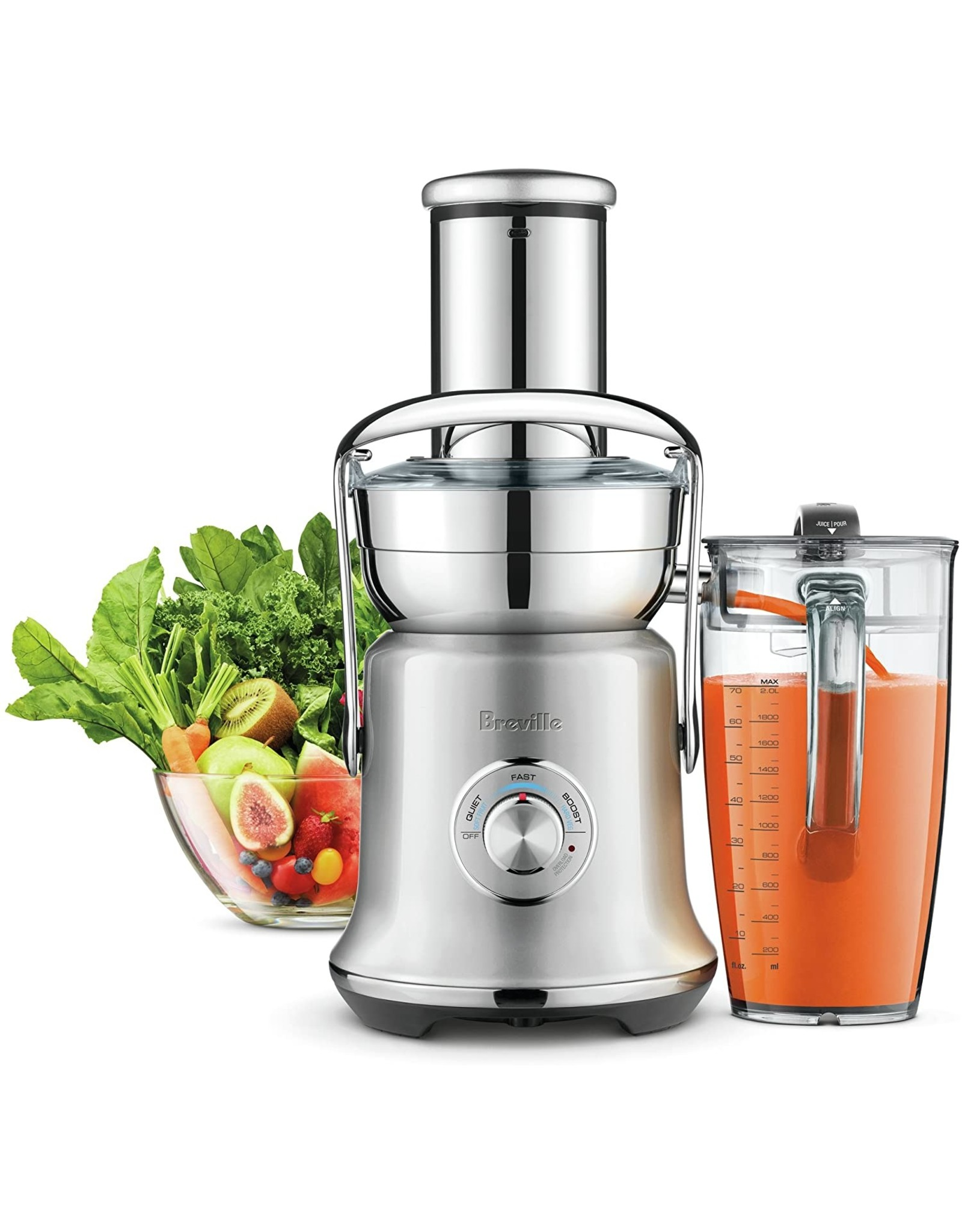 Breville BREVILLE the Juice Fountain Cold Juicer