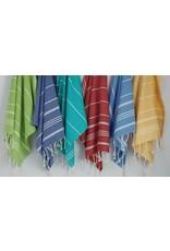 Design Imports DI Green Apple Small Fouta Towel
