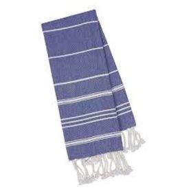 Design Imports DI Indigo Small Fouta Towel
