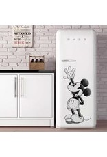"SMEG 24"" Retro Refrigerator - UNIQUE"