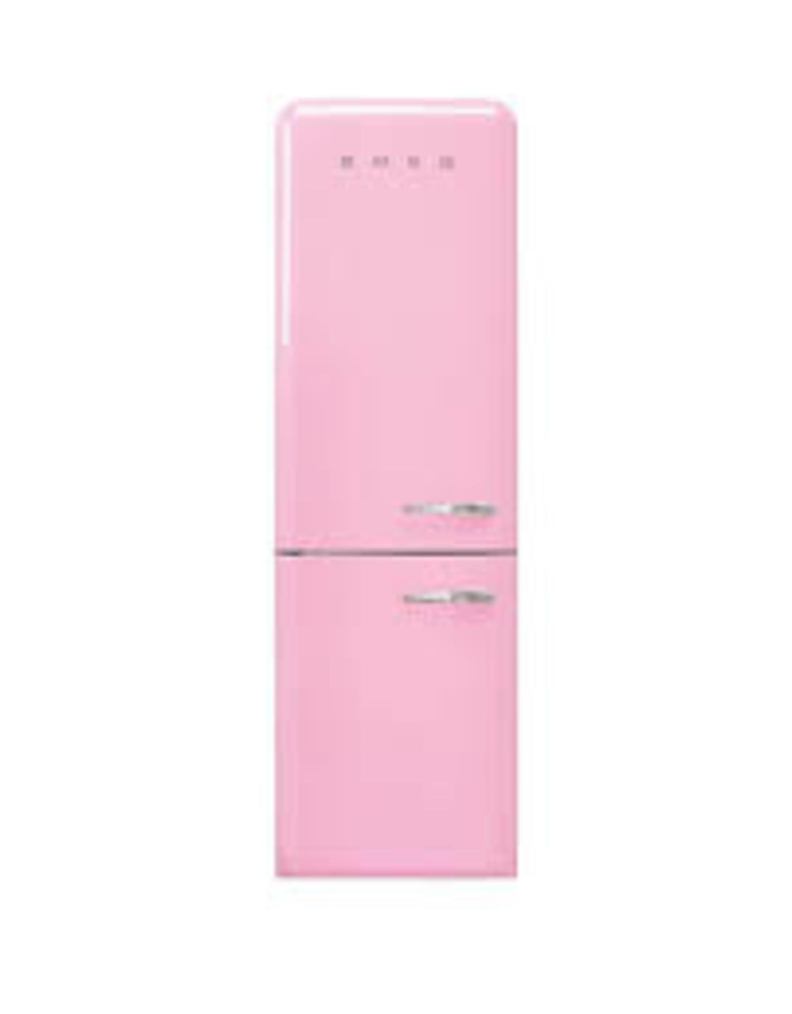 """Smeg 24"""" Retro 2-Door Refrigerator"""
