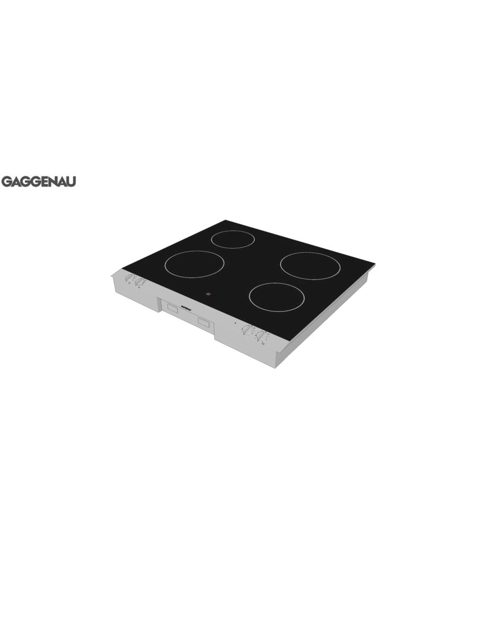 "Gaggenau GAGGENAU Vario Electric Cooktop 24"""