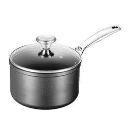 Le Creuset LE CREUSET- TNS Pro 2qt Non-Stick Saucepan w/Lid