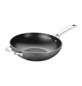 """Le Creuset Le Creuset TNS Pro 12"""" Non-Stick Stir Fry Pan"""