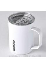 Corkcicle CORKCICLE 16oz Coffeee Mug White