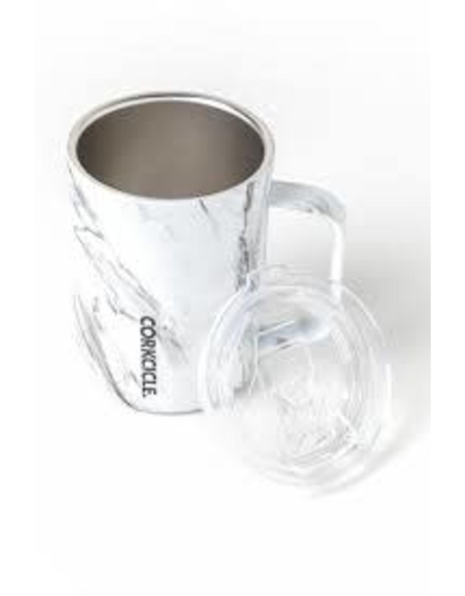 Corkcicle CORKCICLE 16oz Coffee Mug Snowdrift