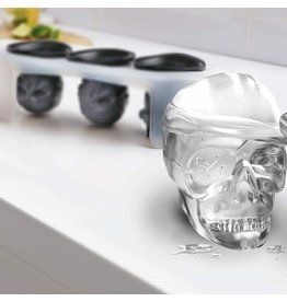 Tovolo TOVOLO Skull Ice Molds 3pc