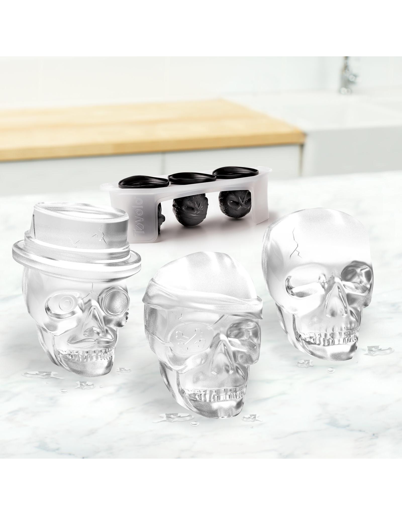 Tovolo TOVOLO Skull Ice Molds 3pc