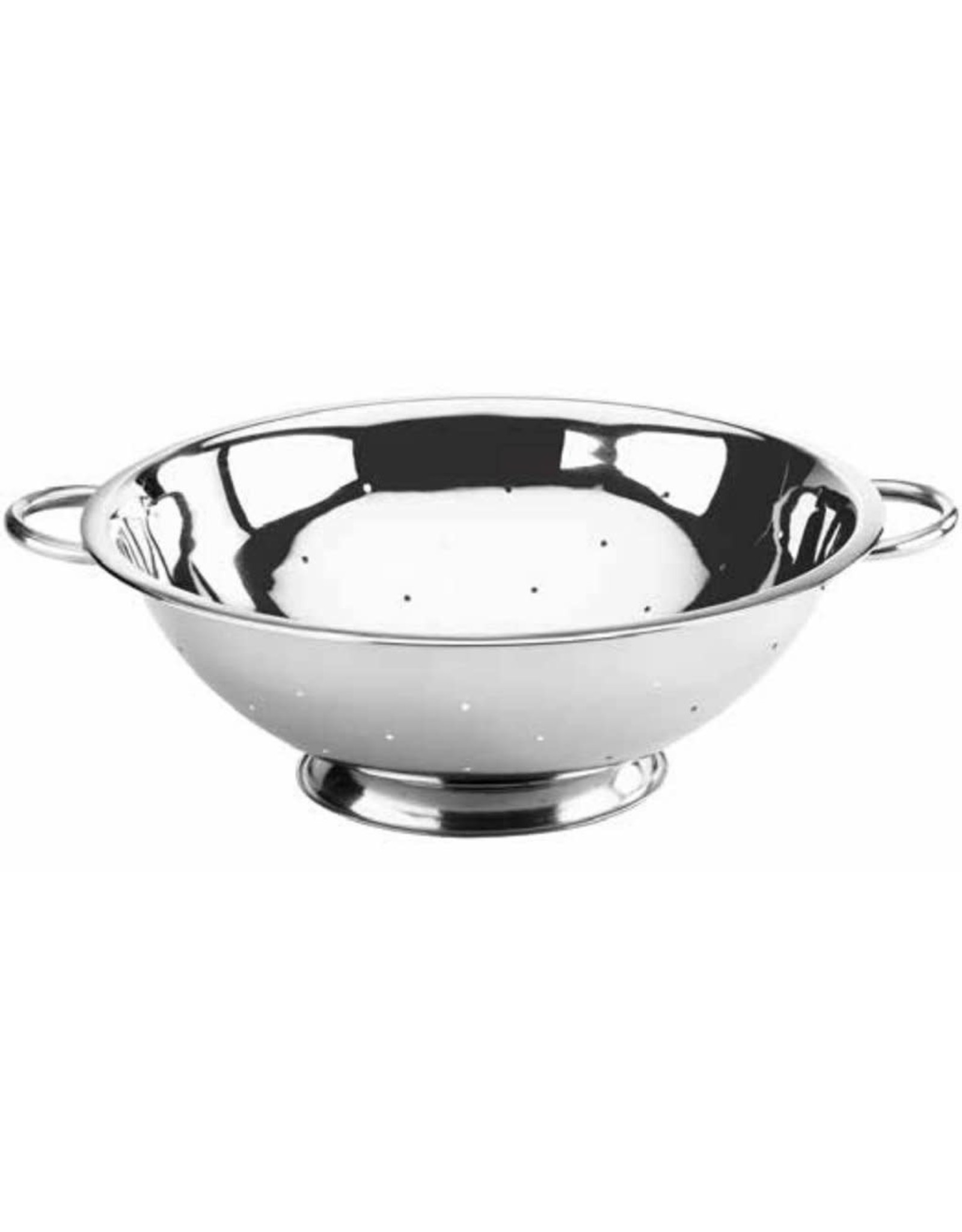 Cuisipro CUISIPRO Silver Professional Footed Colander