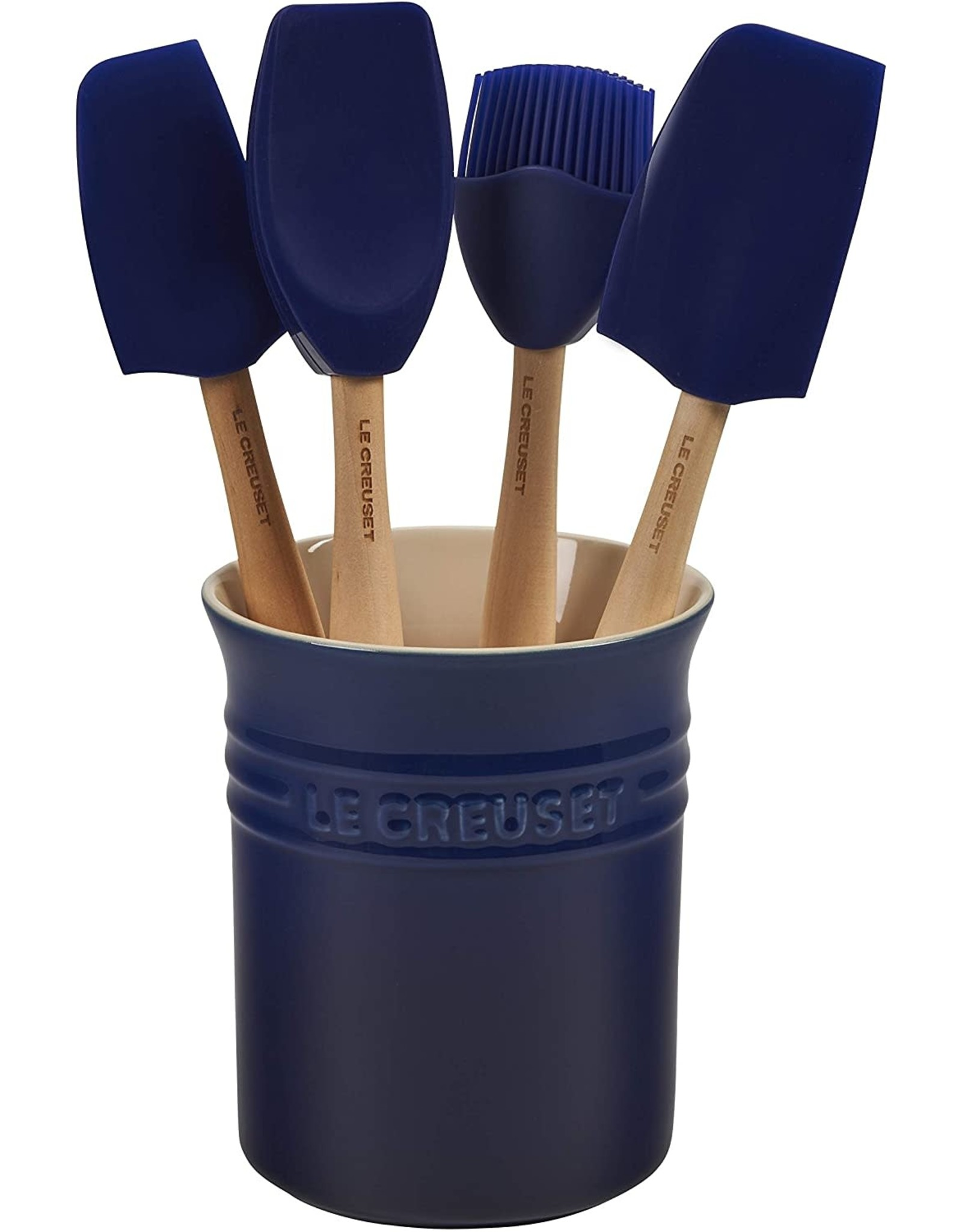 Le Creuset Craft Series 5pc Utensil Set - Indigo