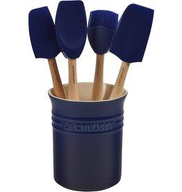Le Creuset Craft Series 5pc Utensil Set - Indigo