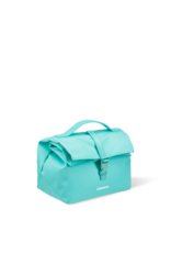 Corkcicle CORKCICLE - Nona Roll Top Lunch Bag - Turquoise