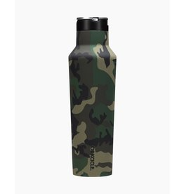 Corkcicle CORKCICLE - Canteen -  20oz woodland camo