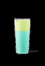 Corkcicle CORKCICLE - Tumbler - 24oz Color Block Limeade