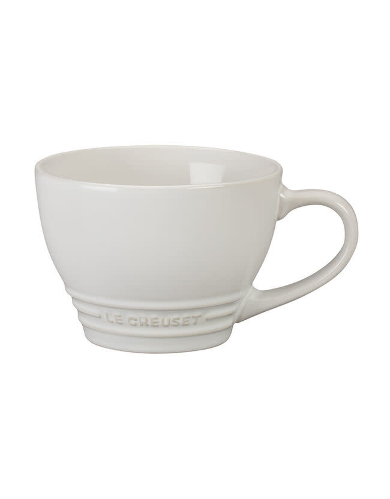 Le Creuset LE CREUSET- Bistro Mug 14oz White