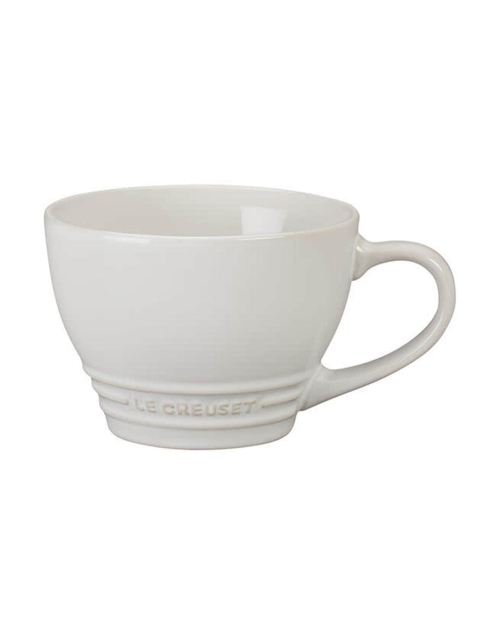 Le Creuset LE CREUSET- Bristro Mug 14oz White