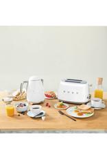 Smeg SMEG - 2 Slot Toaster - White