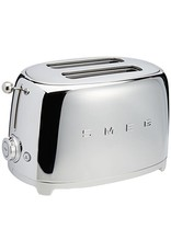 SMEG 2-Slot Toaster - Stainless Steel