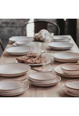 "Q-Squared Q SQUARED Potter Terracotta 18""x5.5"" Long Oval Platter"