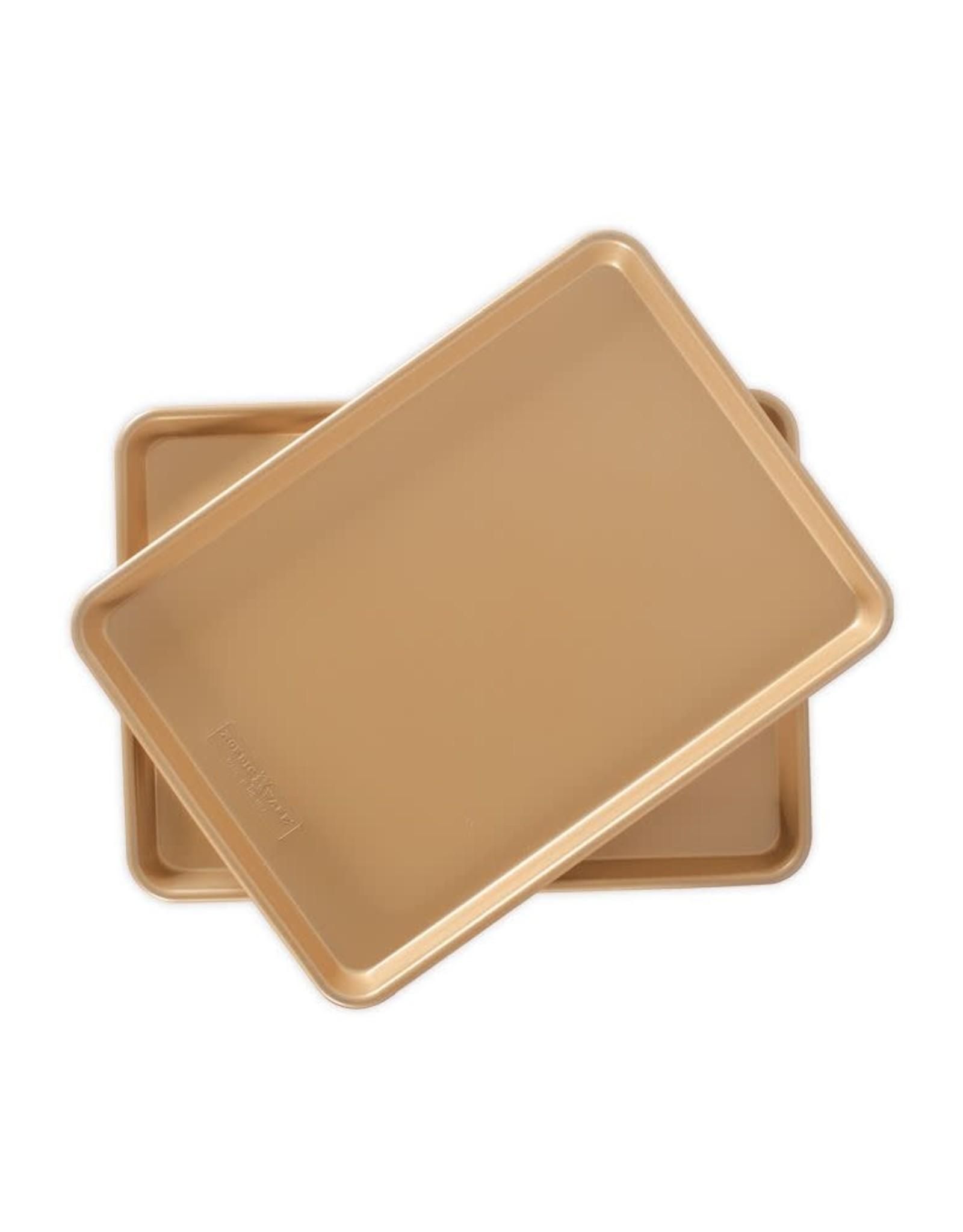 Nordicware NORDIC  Non-Stick Half Baking Sheet 2pack
