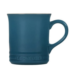 Le Creuset LE CREUSET- Coffee Mug 14oz deep teal
