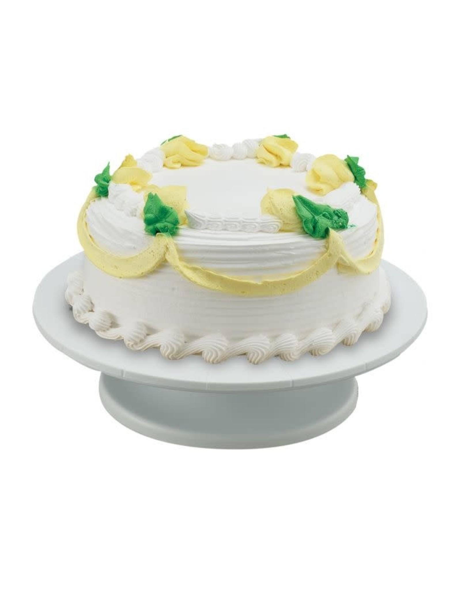 HIC-PLASTIC REVOLVING CAKE