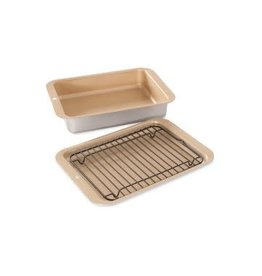 Nordicware NORDICWARE-3pc grilling &baking set