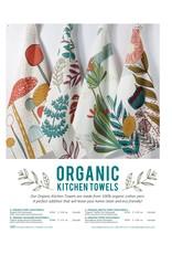 Design Imports DI Organic Print Dishtowels
